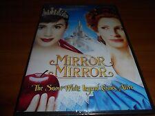 Mirror Mirror (DVD, Widescreen 2012) Nathan Lane, Julia Roberts NEW