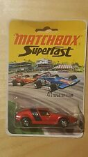 Matchbox Lesney Superfast N°41 Siva Spyder Made in England 1972