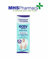 2x Metanium Everyday Easy Spray Barrier Lotion Protection From Nappy Rash 60ml