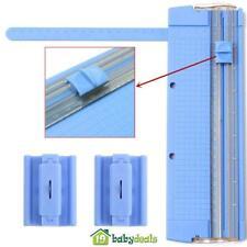 Mini Portable A4 Precision Photo Paper Card Art Trimmer Cutter Cutting Mat Blade