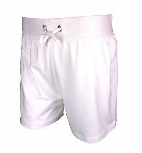 Ladies Womens Cotton Jersey Shorts Pants Big Plus Spring Summer Beach New Large