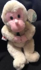 Euc 1999 Coke International Bean Bag Plush Key Key the Snow Monkey Japan #0237