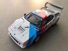 "Carrera Digital 132 30814 BMW M1 Procar ""Andretti, No.01"", LICHT Karosse+Chassis"