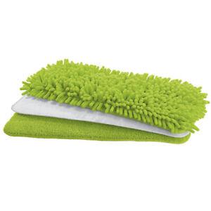 3er Ersatzset Limpiador de Piso Mopa Antibacteriano Pañuelos Espray Deluxe