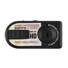 Mini Thumb DV Digital Camera Recorder Motion Detection 720P HD DT