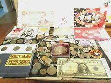 A Fine Collection Of Tokens-Medals-Coins & Other Collectible Items #10