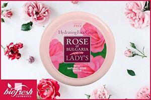 Hydrating face cream 100 ml Biofresh Rose of Bulgaria