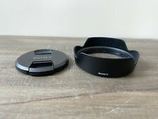 Sony 16-35 F2.8 GM Lens Hood And Cap - Brand New!