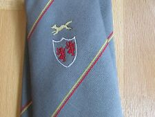 Possibly Brian Davison LEICESTERSHIRE Cricket Player Tie by Maccravats