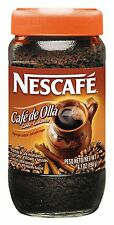 Nescafe Cafe de Olla Cinnamon  Instant Coffee 6.7 OZ