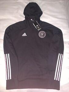 I Adidas Inter Miami CF Travel Jacket Men's Large Brand New w/ Tags