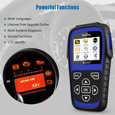 OBD2 Diagnostic Tool Scanner Car ABS Bleeding SAS EPB Battery Check Multi-System