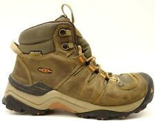 Keen Womens Gypsum II Mid Leather Waterproof Trail Hiking Shoes Boots Size 6