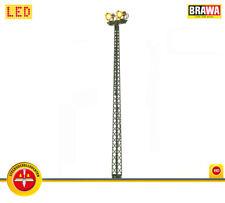 BRAWA 84120 Flutlicht Stecksockel, 2-fach [alt 84020] ++ NEU & OVP