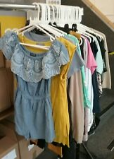 Womens Wholesale / Job Lot / Bundle - Ladies Clothes Size 12 - GC- REF RL12