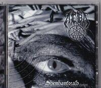 "CD - AEBA - SHEMHAMFORASH / Black Metal  "" NEU in OVP VERSCHWEISST #P87#"