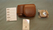 Sony Alpha Camera Case MegaGear Ever Ready Leather Protective