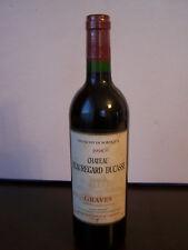 VINS FINS , COLLECTION WINE , CHATEAU BEAUREGARD DUCASSE , GRAVES 1998 .