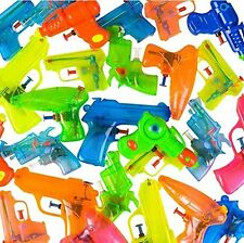 Bulk Summer Pool Party Pack Water Squirter Guns Pack of 24 Assorted Most