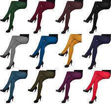 günstige Mikrofaser Strumpfhose 60 Den viele Farben Damen Mädchen 4XL 3XL 2XL S