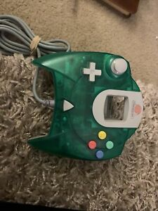 sega dreamcast green controller