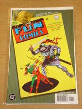 DC MILLENNIUM EDITION MORE FUN COMICS #101 NOVEMBER 2000 VARIANT