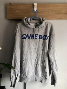 Game Boy Hoodie Large