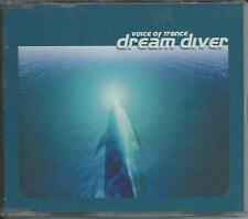 VOICE OF TRANCE - Dream diver CD MAXI 4TR 2001 GERMANY PRINT