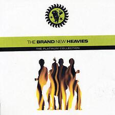 BRAND NEW HEAVIES - The Platinum Collection - CD (2006) / UK Pressing Acid Jazz