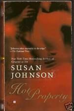 Susan Johnson HOT PROPERTY  pb December 2009