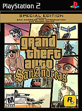 Grand Theft Auto: San Andreas Special Edition by