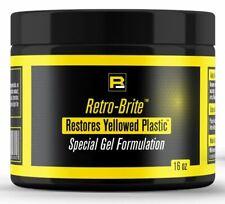 RetroBrite (Sole Sauce): Restores Yellowed Plastic  (16 oz)