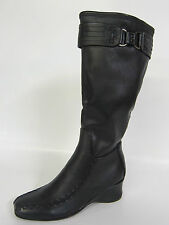 Wedge Knee High Boots Standard Width (D) Shoes for Women