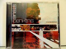 Hard To Find ! Steve Jenkins CD Mad Science , SJP-001, 2004 - Jazz Fusion