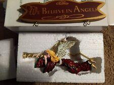 "House of Lloyd Armchair Shopper ""We Believe In Angels"" #542169 Nib"