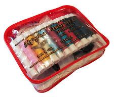 Travel Sewing Kit 12 Tubes Ciseaux ruban aiguilles bobines de fil NG1