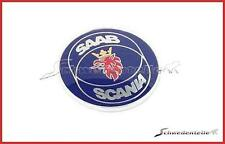 OE Saab-Scania Emblem Heck Saab 9-5 Kombi ´98-01 logo badge NEW NOUVEAU