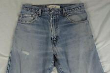 Levi 517 Boot Cut Faded Color Denim Jeans Tag Size 32x36 Measure 31x36