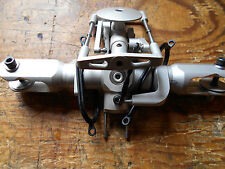 RAPTOR 60 / 90 SILVER ALLOY MAIN ROTOR HEAD ASSEMBLY C/W FLYBAR SEESAW & CONTROL