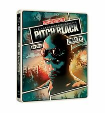 Pitch Black The Chronicles of Riddick Steelbook Limited Edition Blu-Ray