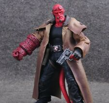 "New Hellboy Golden Army Smoking 7"" Action Figure Collection Series 2 Doll"