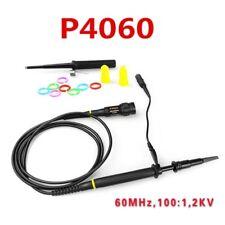 P4060 1100 High Voltage 2kv 2000v 60mhz Oscilloscope Scope Probe 100x