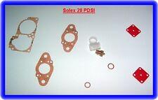 Ford 12 M,15 M(P4-P6),Solex 28 PDSI,Vergaser Rep.Satz