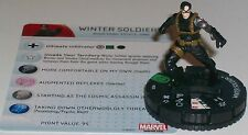WINTER SOLDIER #024 Nick Fury Agent of S.H.I.E.L.D Marvel HeroClix