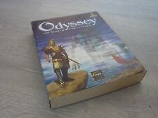 PC CD-ROM Game Big Box – Odyssey – Cryo – VERY RARE