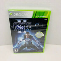 Star Wars The Force Unleashed II Xbox 360 Video Game New And Sealed