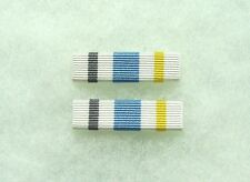 United Nations Police Support Group Medal, 2 service ribbons, Croatia, UNPSG