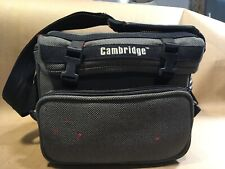 Cambridge Camera Bag - Repositionable Padded Inserts - Durable - Stylish