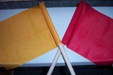 Flaggensatz rouge/jaune Régulateurs NVA RDA MDI KVP VP GST ZV bac Lo w50 URAL ZIL