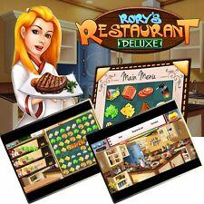 ⭐ Rory's Restaurant Deluxe-PC/Windows-envío rápido ⭐
